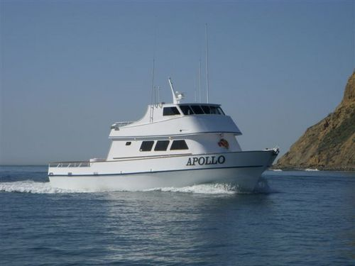 Apollo Fishing Boat